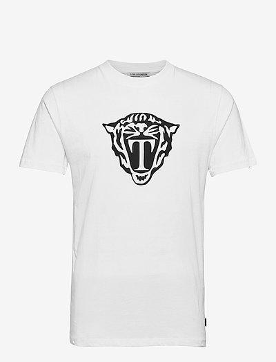 FLEEK PR - kortärmade t-shirts - white