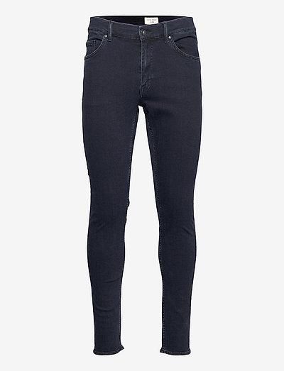 EVOLVE - skinny jeans - black blue