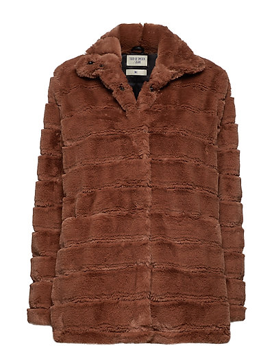 Novel Outerwear Faux Fur Braun TIGER OF SWEDEN JEANS