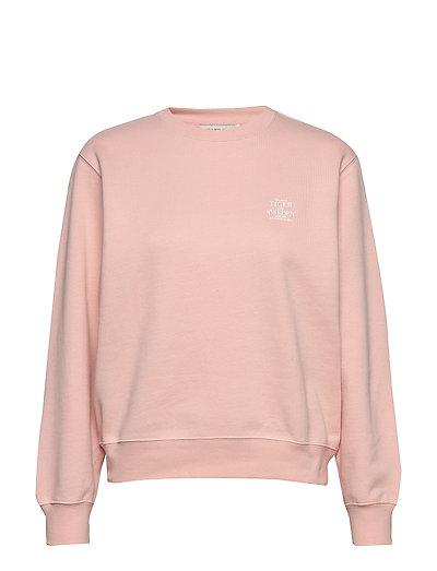 Heelga Sweat-shirt Pullover Pink TIGER OF SWEDEN JEANS