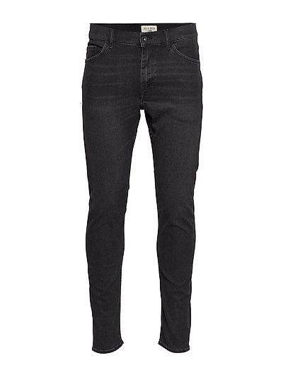 Evolve Slim Jeans Schwarz TIGER OF SWEDEN JEANS