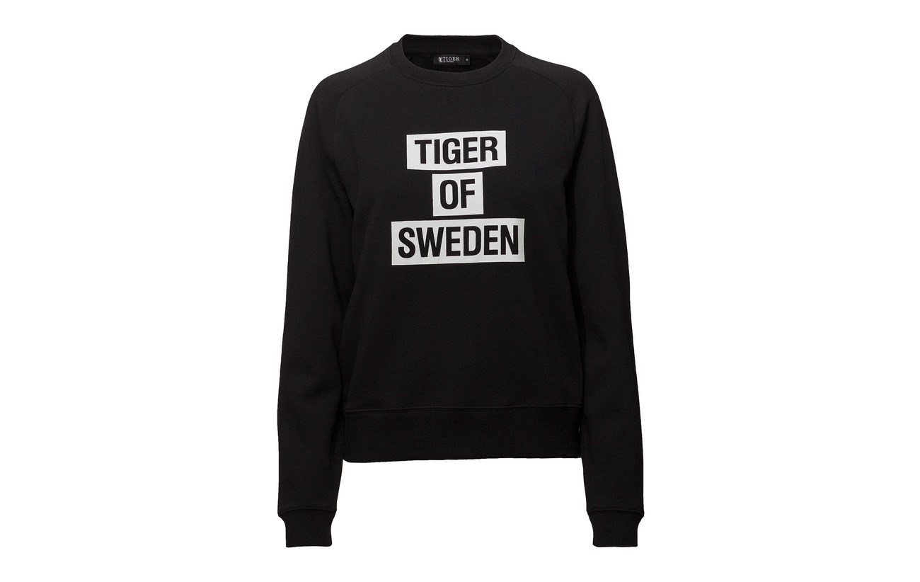 Sweden Black Eriika Tiger Coton Of 100 vq56R6