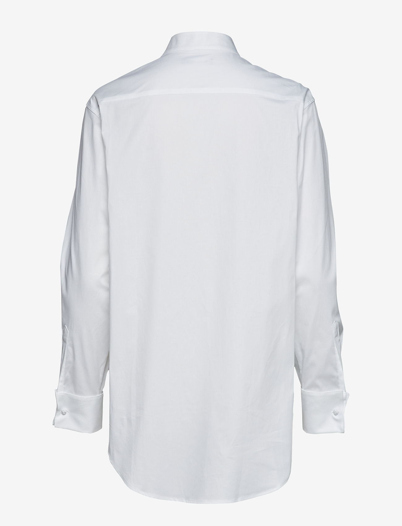 Tiger of Sweden - KOLV CO - long-sleeved shirts - bright white