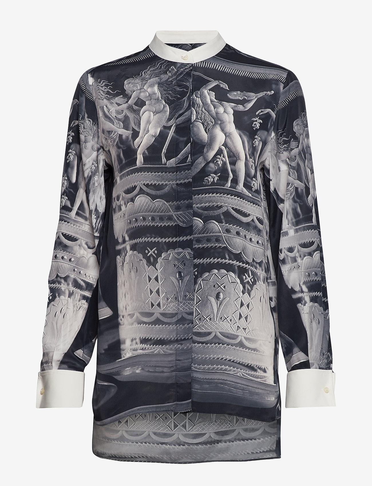 Tiger of Sweden - OPOLIA P - pitkähihaiset paidat - artwork
