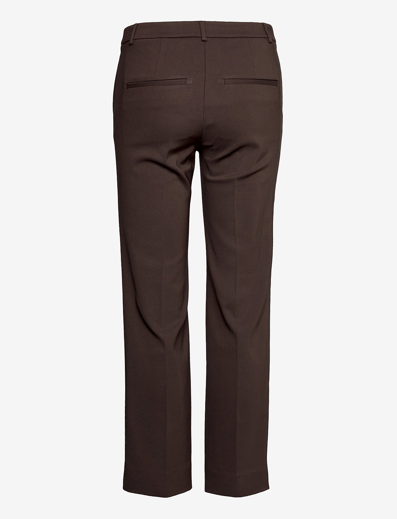 Tiger of Sweden - NOORA 3 - straight leg trousers - dusty brown - 1