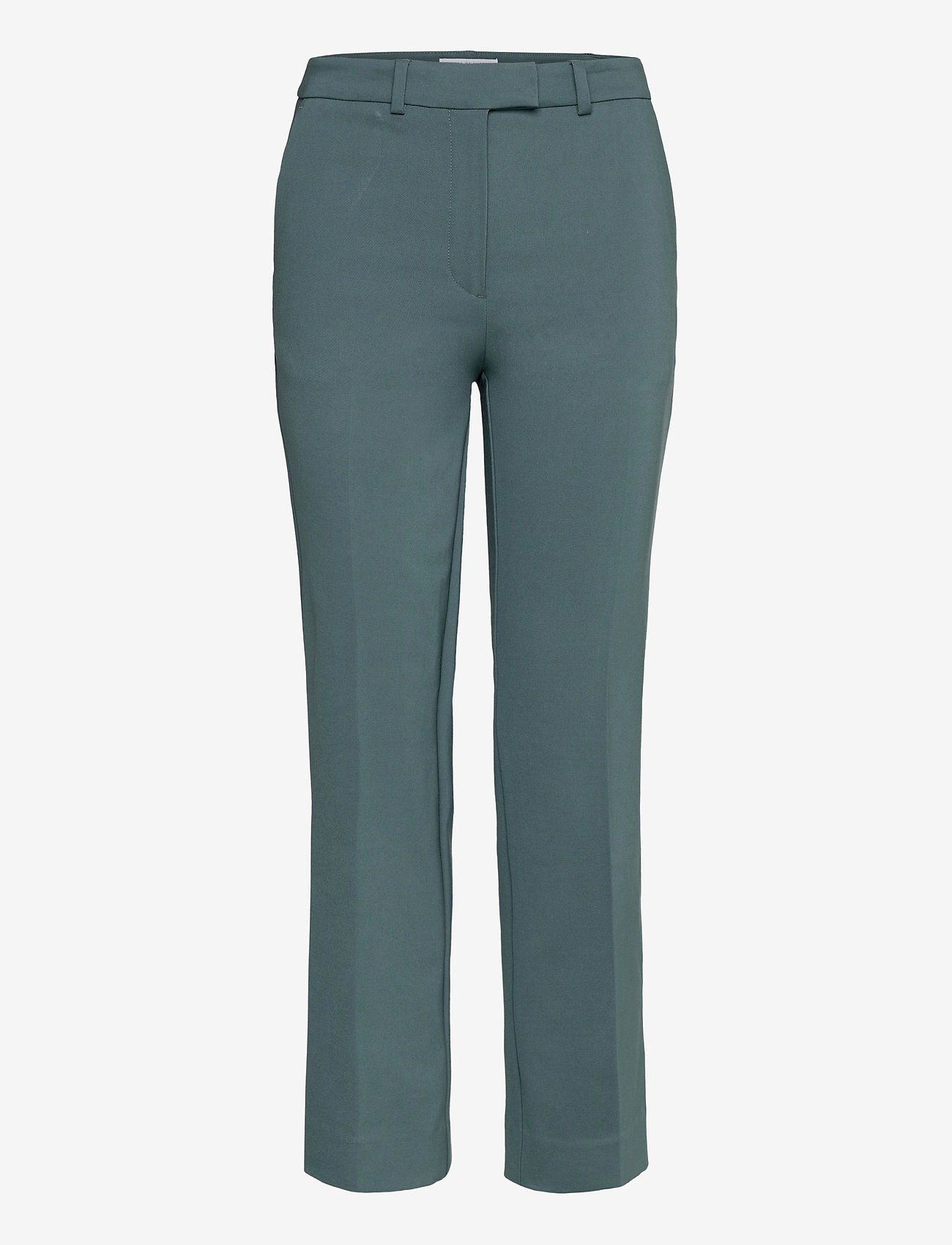 Tiger of Sweden - NOORA 3 - straight leg trousers - scarab green - 0