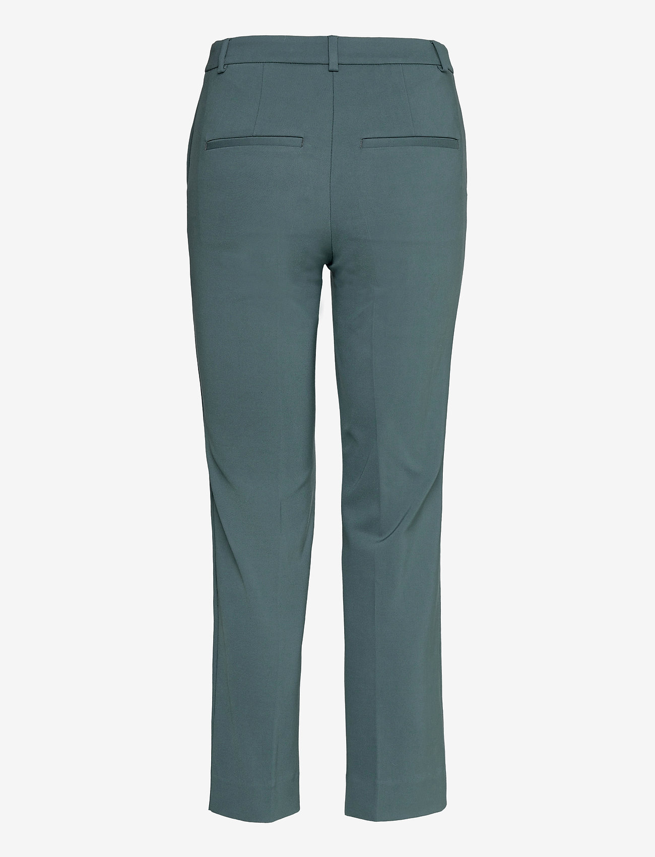 Tiger of Sweden - NOORA 3 - straight leg trousers - scarab green - 1