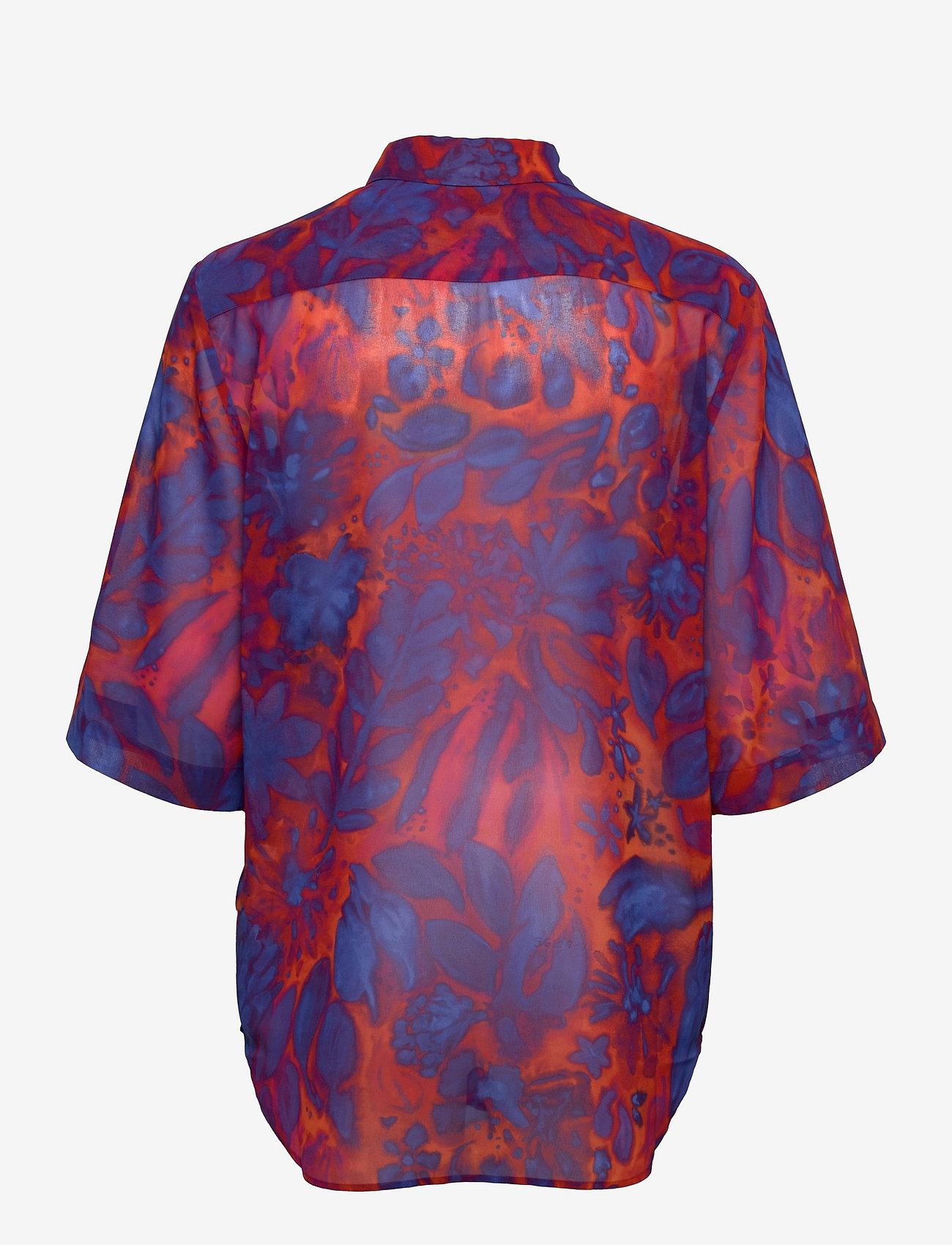 Tiger of Sweden - LEROS - kortærmede skjorter - artwork - 1