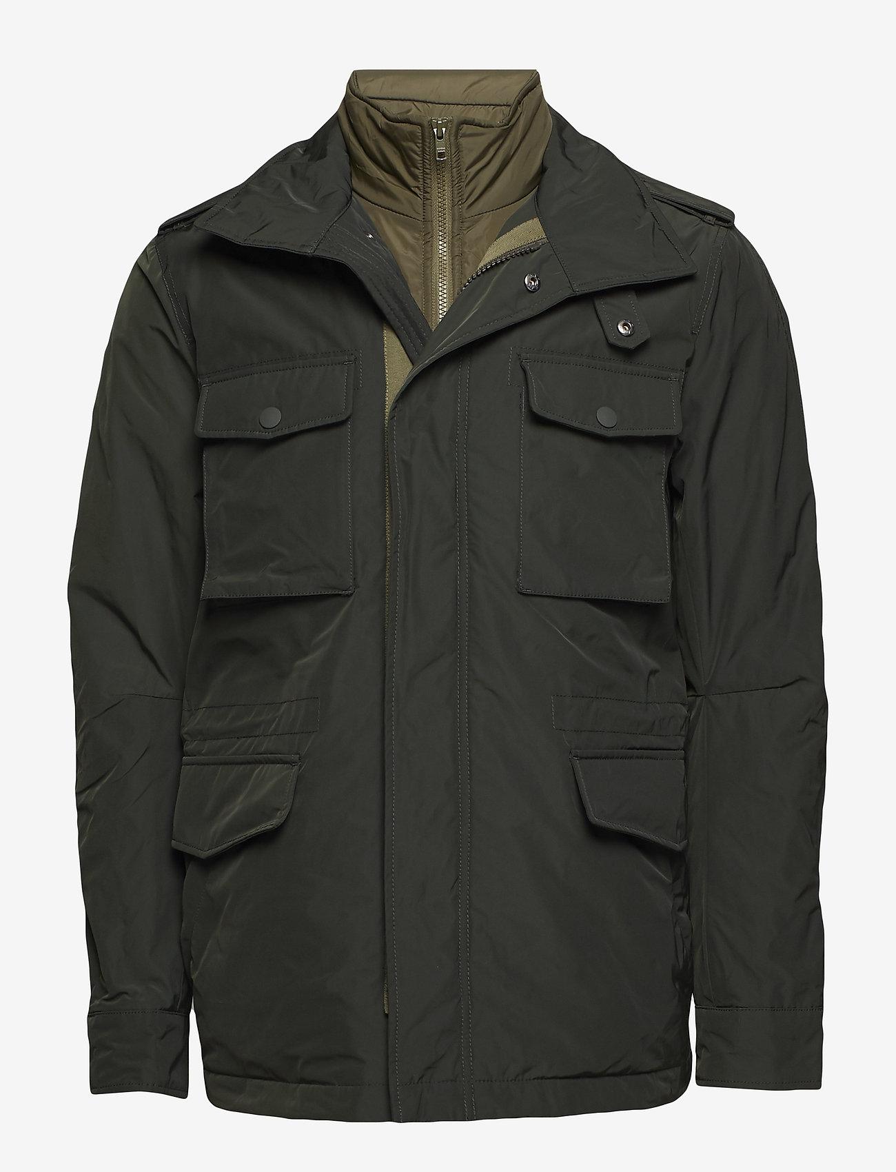 Tiger of Sweden - OSSIEN - light jackets - vibrant green