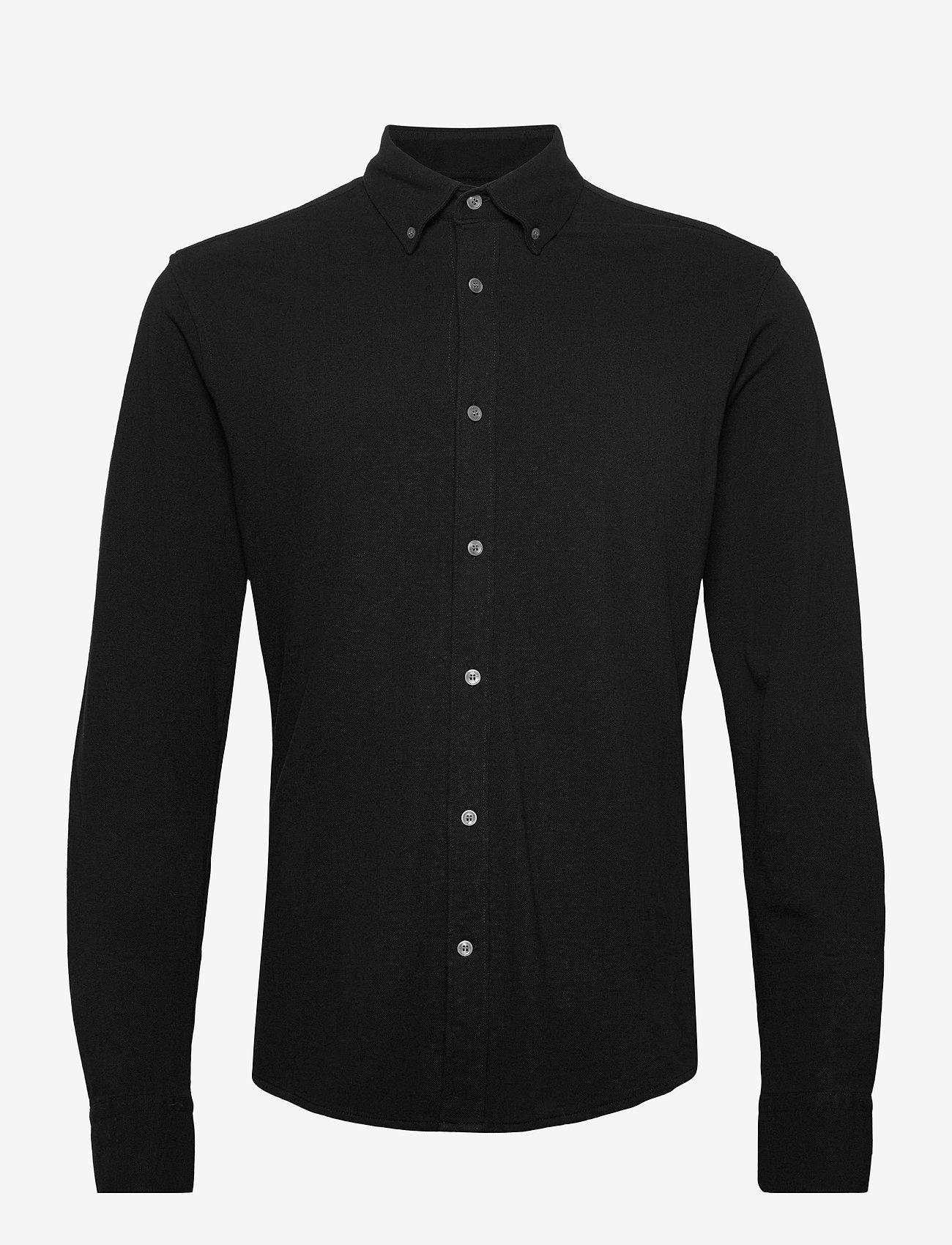Tiger of Sweden - FENALD - basic skjorter - black - 0