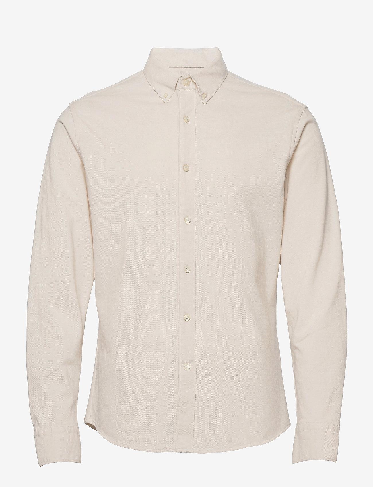 Tiger of Sweden - FENALD - basic skjorter - tinted white - 0