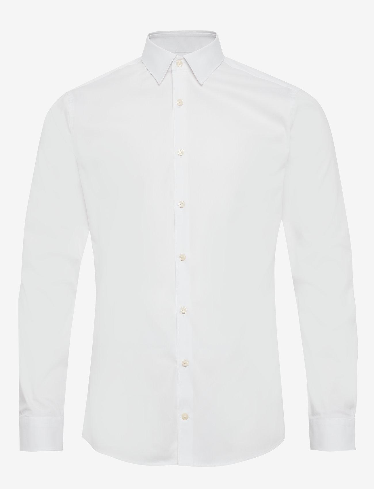 Tiger of Sweden - FILBRODIE - basic skjorter - pure white - 0