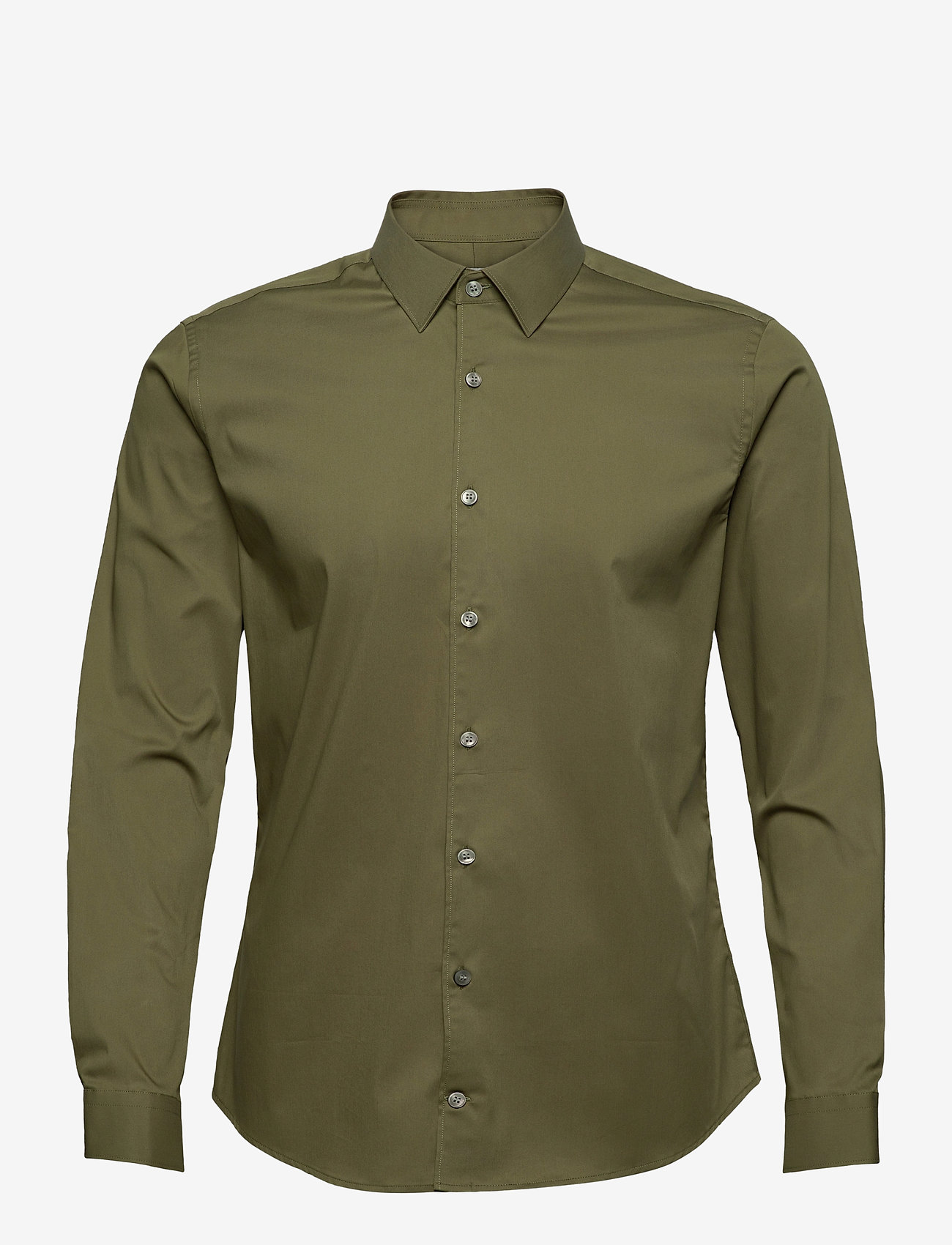 Tiger of Sweden - FILBRODIE - basic skjorter - olive green - 0