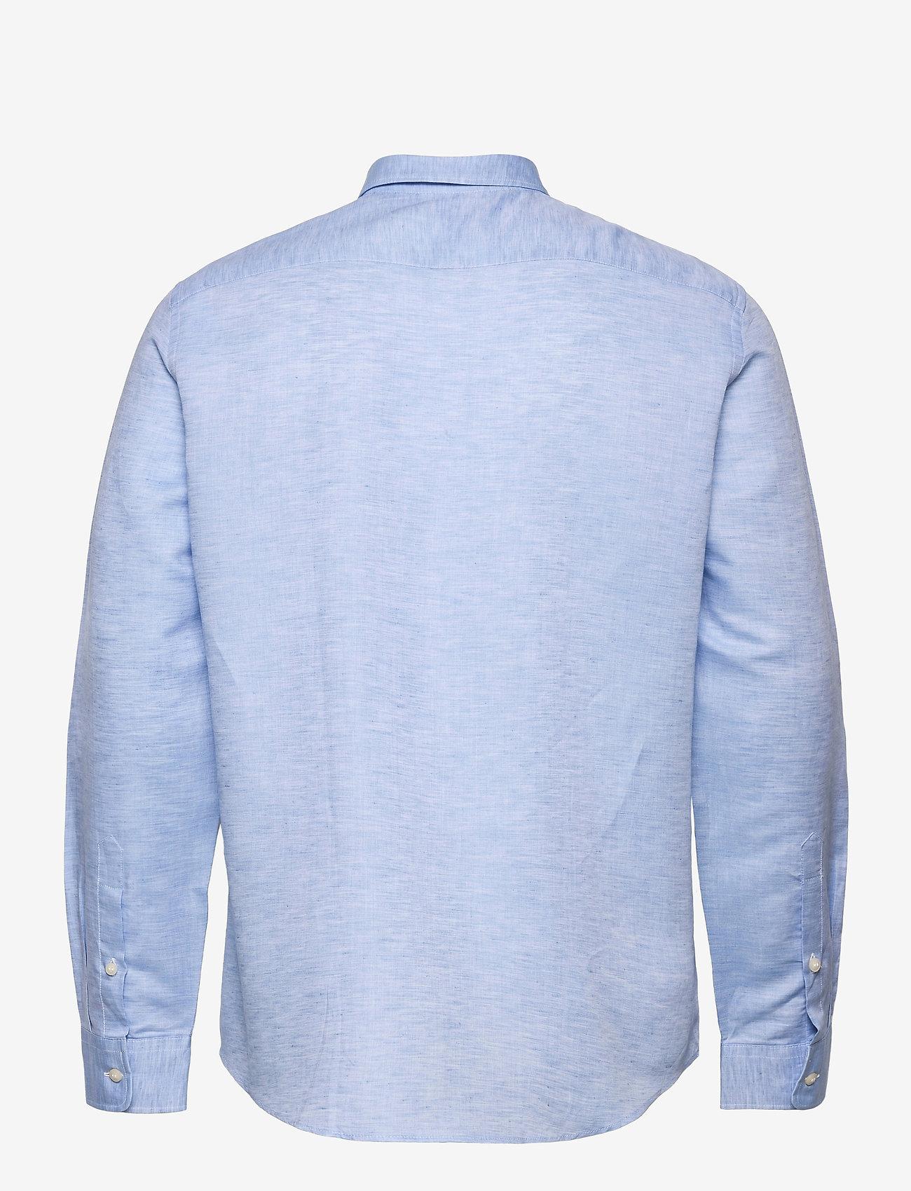 Tiger of Sweden - SANKT - oxford-skjorter - silver blue - 1