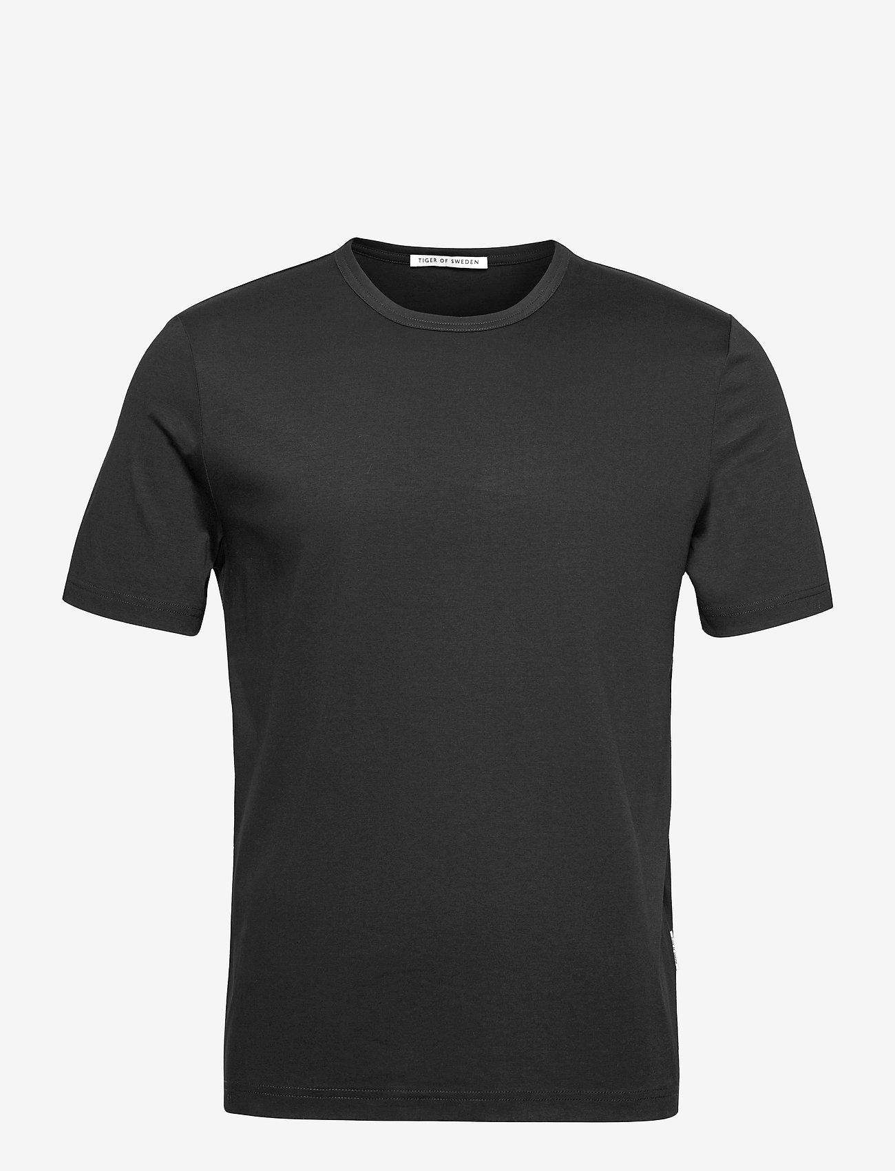 Tiger of Sweden - OLAF - basis-t-skjorter - black - 0