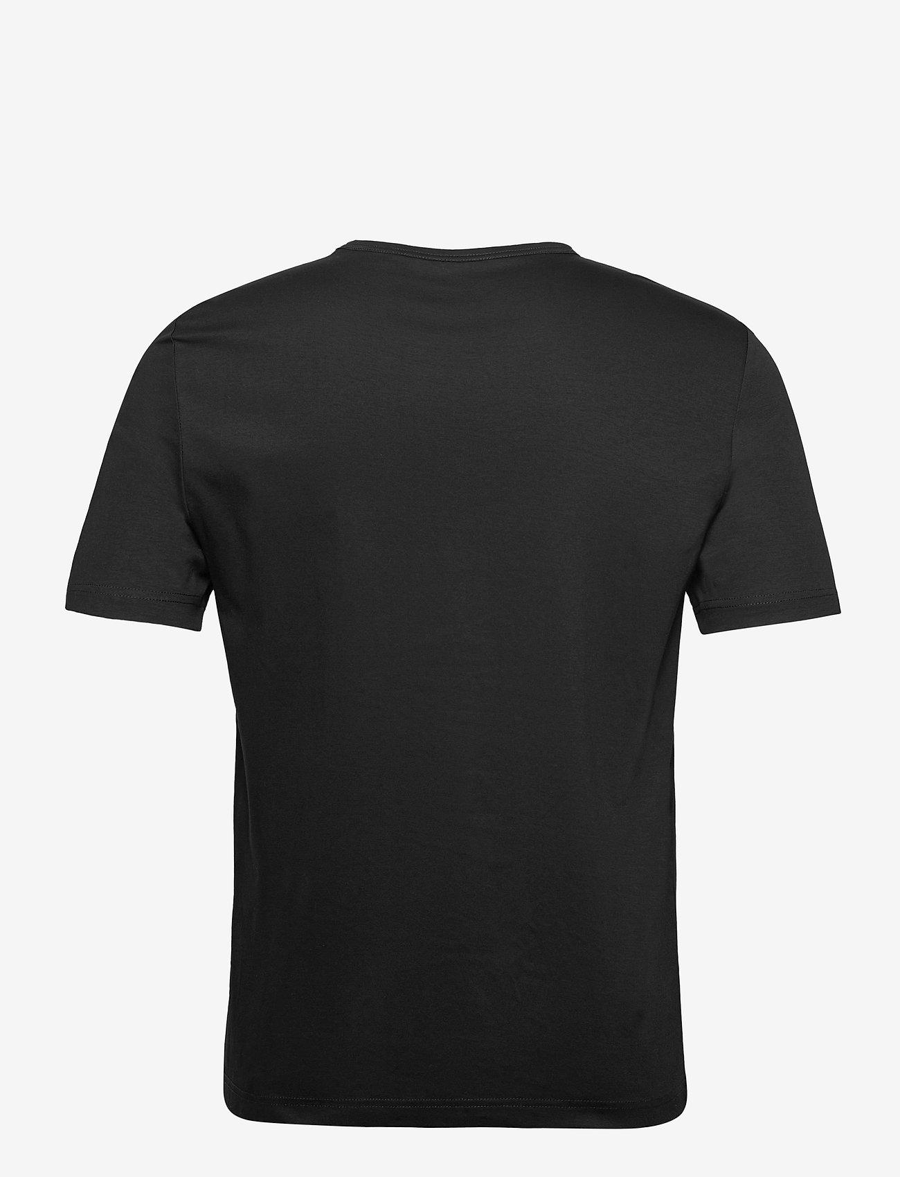 Tiger of Sweden - OLAF - basis-t-skjorter - black - 1