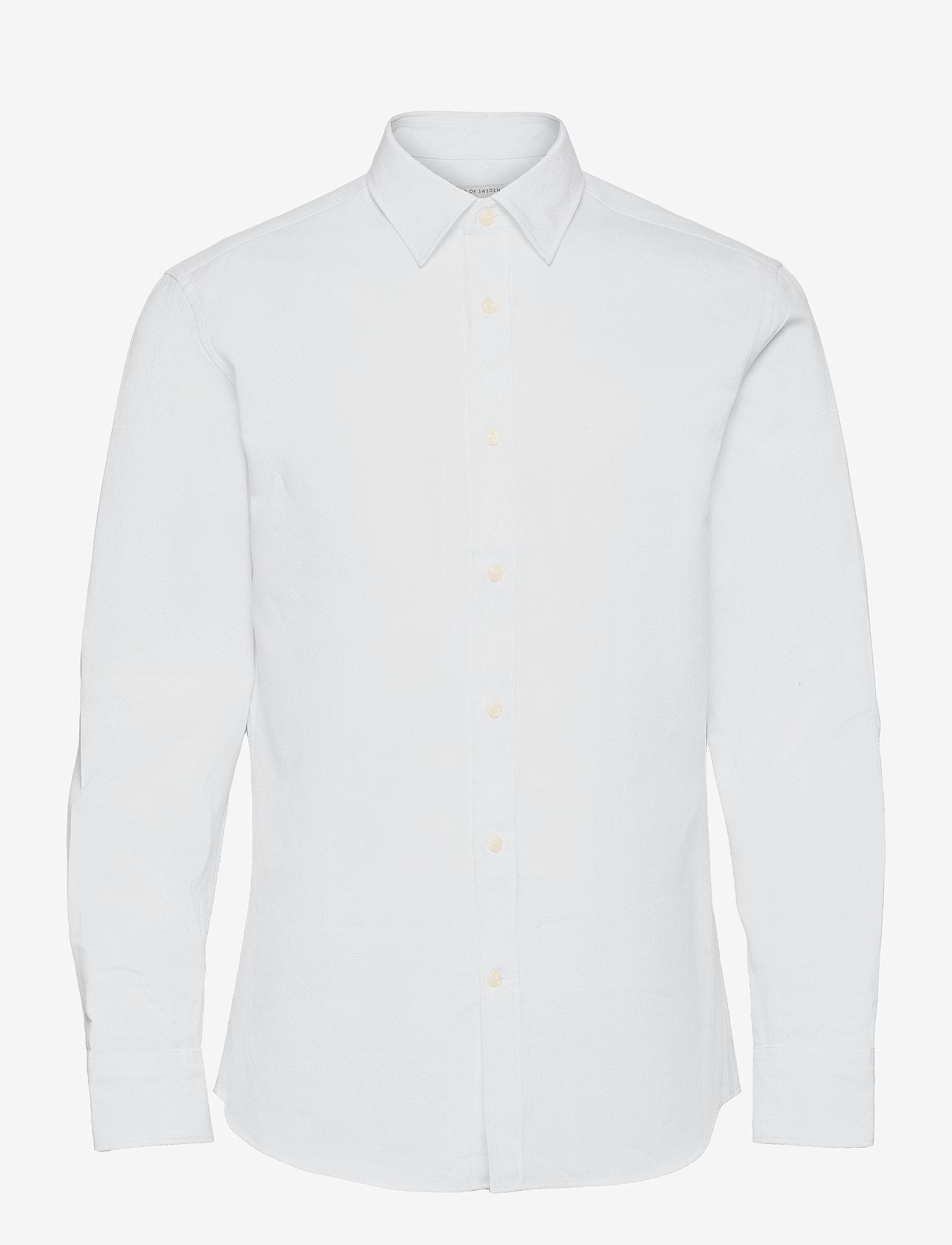 Tiger of Sweden - ADLEY - oxford-skjorter - pure white - 0