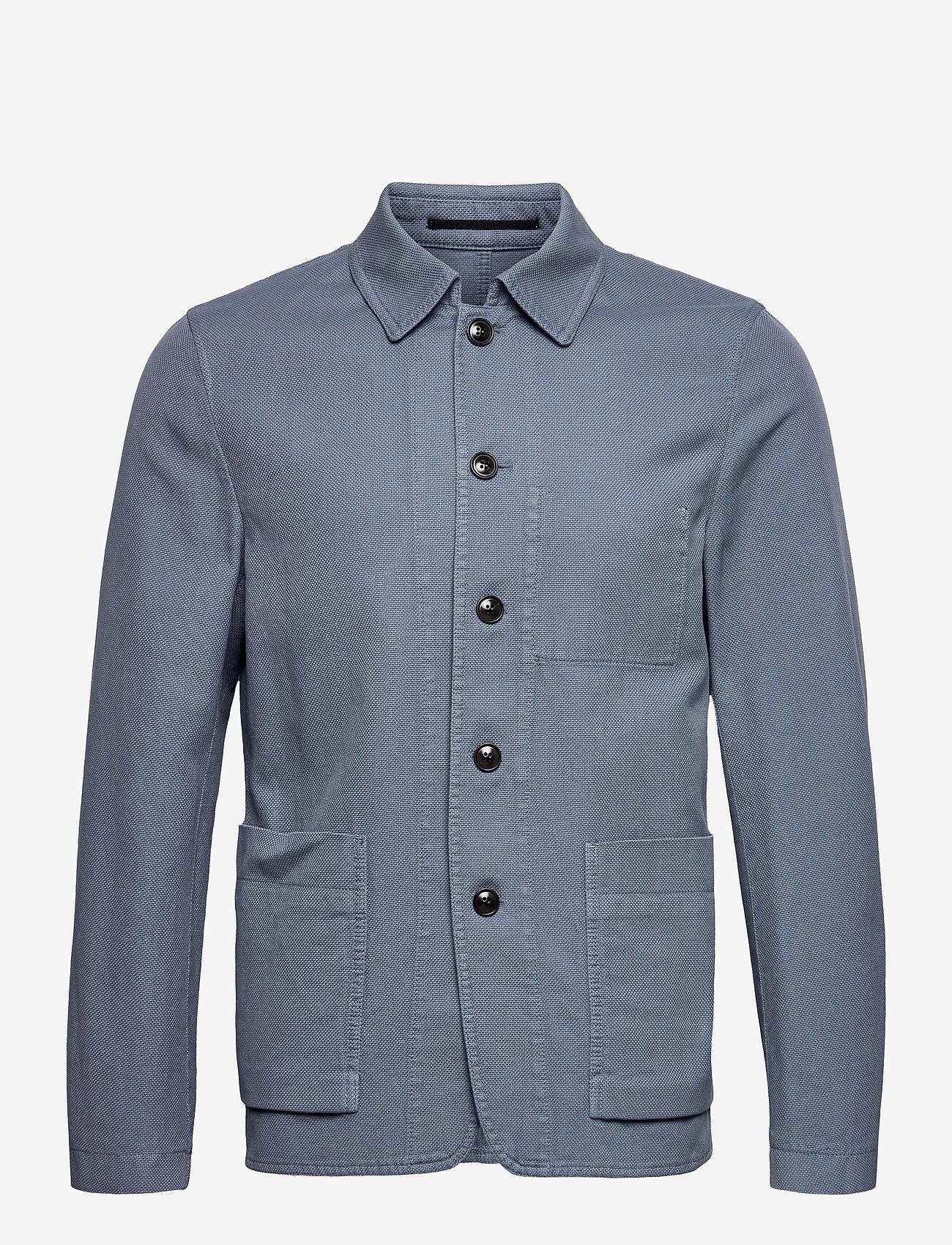 Tiger of Sweden - GIONNIE GD - basic skjorter - air force blue - 0