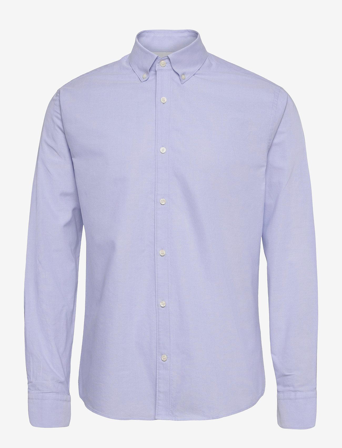 Tiger of Sweden - FENALD - oxford-skjorter - dust blue - 0