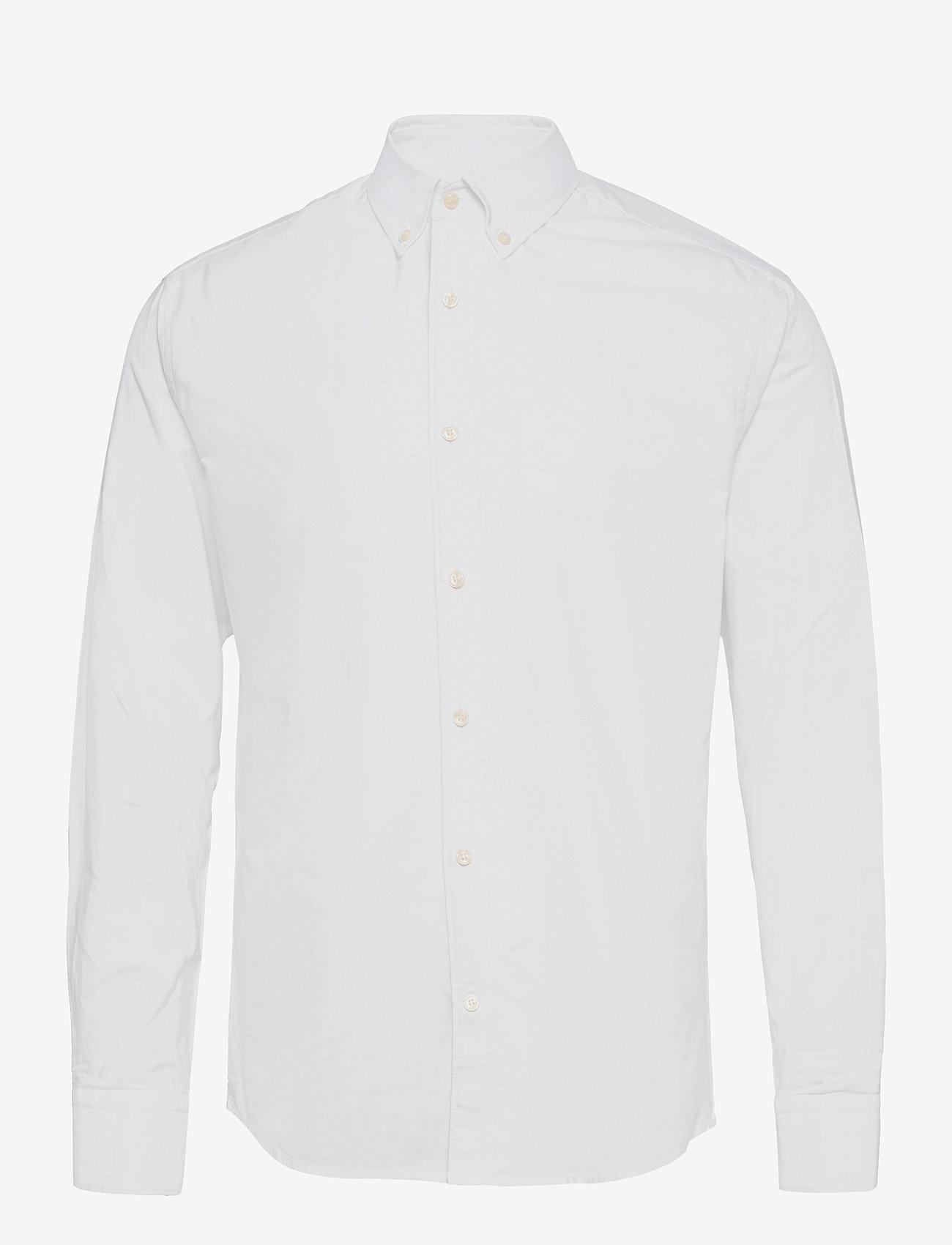 Tiger of Sweden - FENALD - oxford-skjorter - pure white - 0