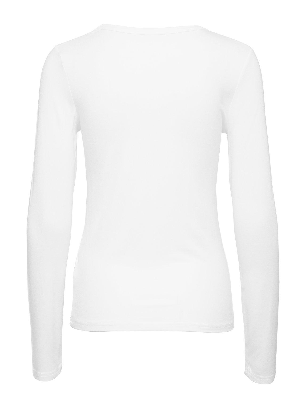 Hapalan Langærmet T shirt Hvid TIGER OF SWEDEN