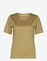 Tiger of Sweden - DEIRO - basic t-shirts - olive branch - 0