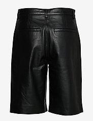 Tiger of Sweden - MALGOSIA L - skinn shorts - black - 1
