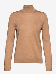 Tiger of Sweden - FOLIA - turtlenecks - macchiato - 0