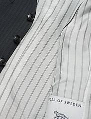 Tiger of Sweden - WOLMER - waistcoats - dark grey mel - 5