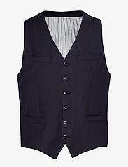 Tiger of Sweden - WOLMER - waistcoats - midnight blue - 0