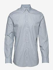Tiger of Sweden - FERENE - businesskjorter - silver blue - 0