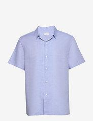 Tiger of Sweden - RICCERDE2 - basic skjorter - silver blue - 0