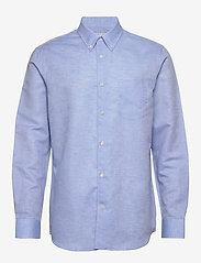 Tiger of Sweden - SANKT - basic skjorter - silver blue - 0