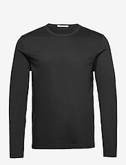 Tiger of Sweden - OLAF LS - basis-t-skjorter - black - 0