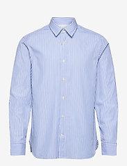 Tiger of Sweden - BENJAMINS - oxford-skjorter - blue - 0