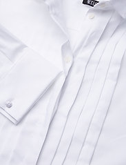 Tiger of Sweden - KOLV CO - long-sleeved shirts - bright white - 2