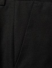 Tiger of Sweden - SILENE - leveälahkeiset housut - black - 2