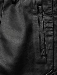 Tiger of Sweden - MALGOSIA L - skinn shorts - black - 2
