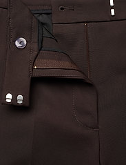 Tiger of Sweden - NOORA 3 - straight leg trousers - dusty brown - 3