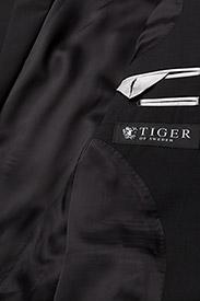Tiger of Sweden - HENRIE.BZ - enkeltkneppede blazere - black - 5