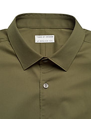 Tiger of Sweden - FILBRODIE - basic skjorter - olive green - 2
