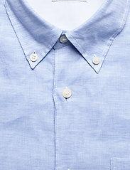 Tiger of Sweden - SANKT - oxford-skjorter - silver blue - 2