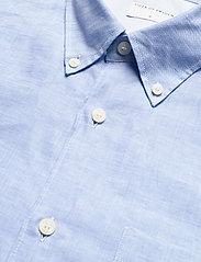 Tiger of Sweden - SANKT - oxford-skjorter - silver blue - 3