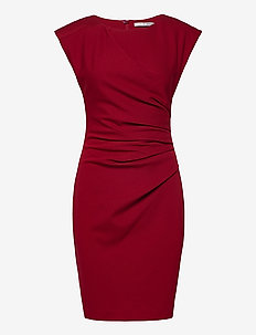 MI STRETCH - short dresses - noon red