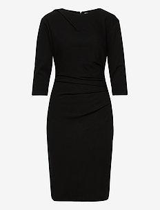 IZZA S - midi dresses - black