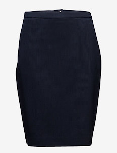 ERENE - midi kjolar - peacoat blue