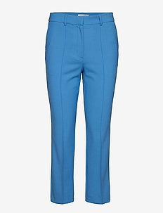 BARI W - suorat housut - clear blue