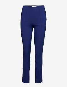 LOANE 2 - spodnie rurki - deep ocean blue