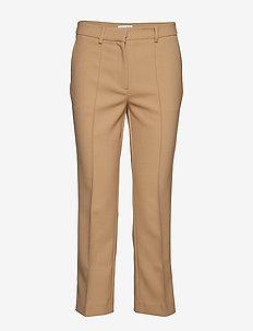 BARI W - vide bukser - nut