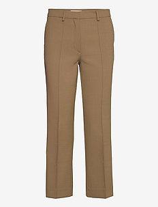 BARI - rette bukser - caraway